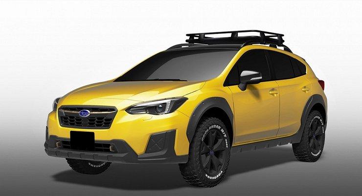 Subaru анонсировала премьеры сразу нескольких новинок
