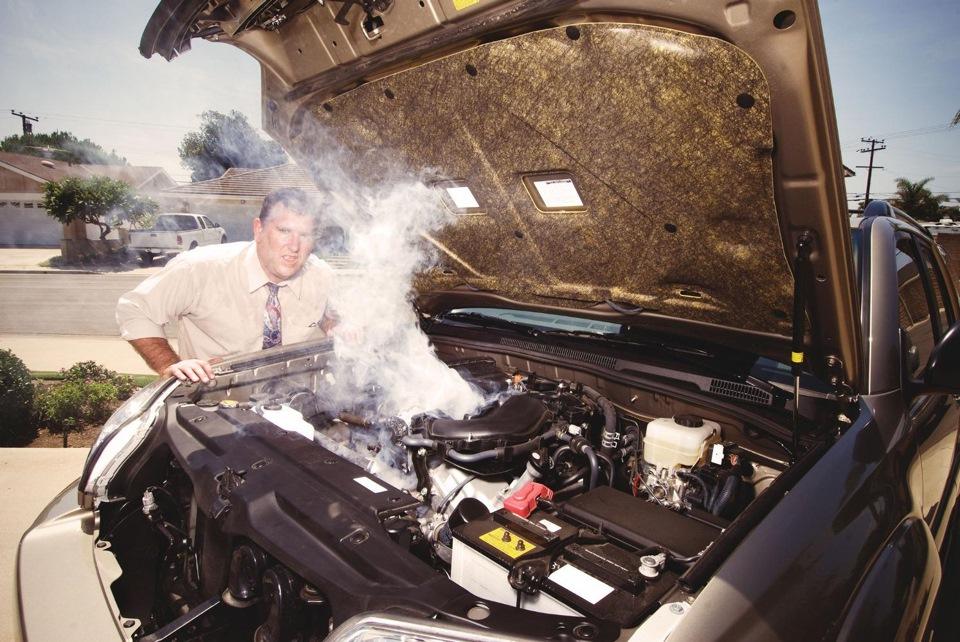Что в первую очередь ломается в машине из-за жары