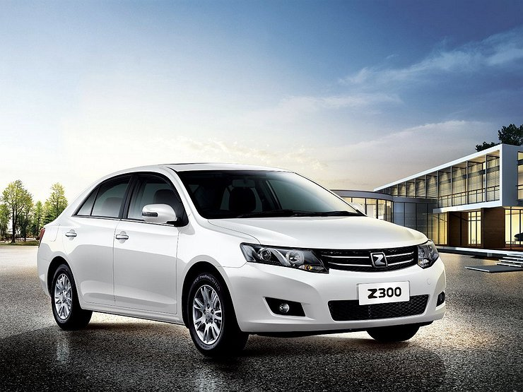 АвтомобилиПрайс-листОбъявлены цены на китайский седан Zotye Z300