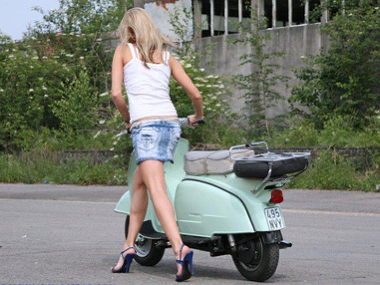 Водительское удостоверение есть категория а неоткрыта на скутери до 50 кубов