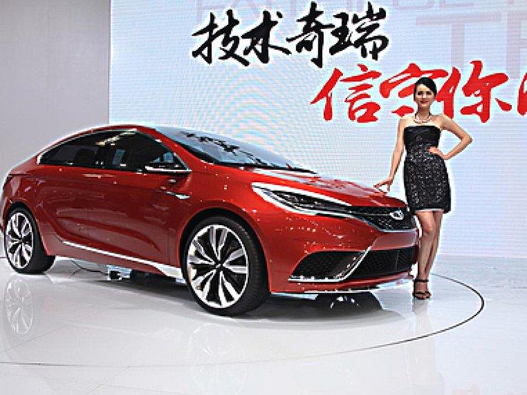 Как продажи у китайских автопроизводителей в россии