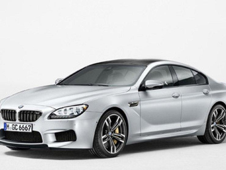 BMW М6 Gran Coupe: цены названы - Автомобили - АвтоВзгляд