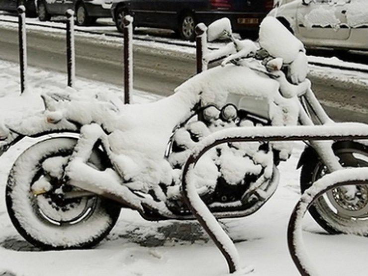 Хранение мотоциклов зимой юао мотоциклы ямаха fz8-s отзывы
