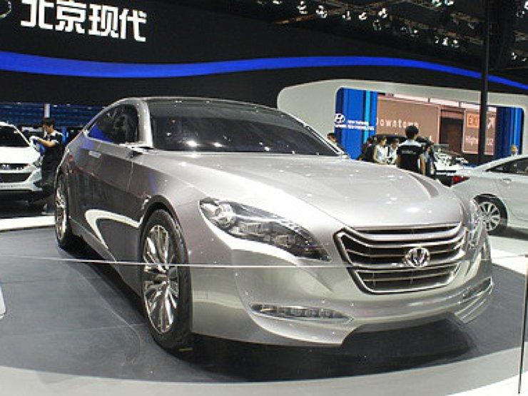 Фото новых китайских автомобилей