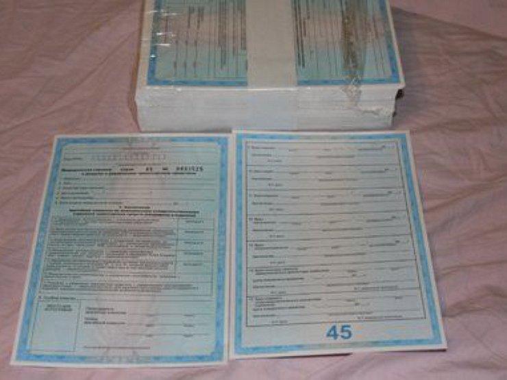 Медицинская справка для гибдд по форме № 083 у-89 Карта профилактических прививок Арбат