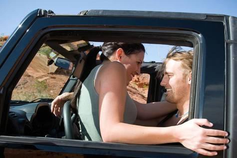 секс за рулем:
