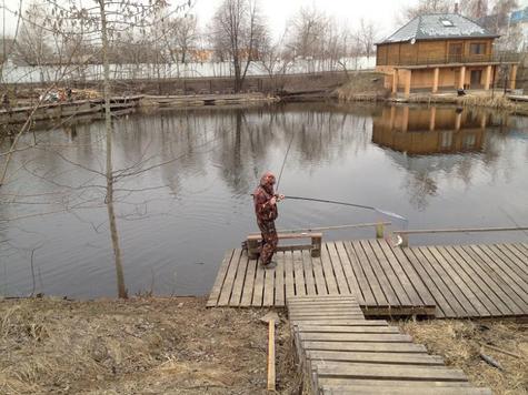 южное шоссе рыбалка