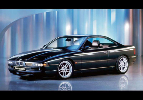BMW Gran Lusso Coupe — фото, характеристики, история концепта