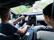 Оптическая иллюзия: тест-драйв обновленного Land Rover Discovery