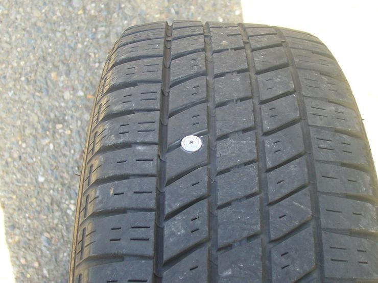 Можно ли ездить с гвоздем в колесе, если шина держит давление