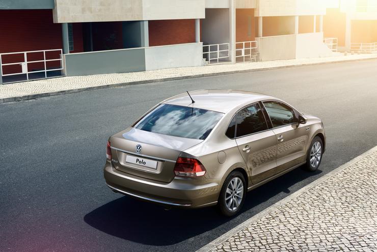 Volkswagen Polo седан с пробегом: бюджетный — не значит надежный ...