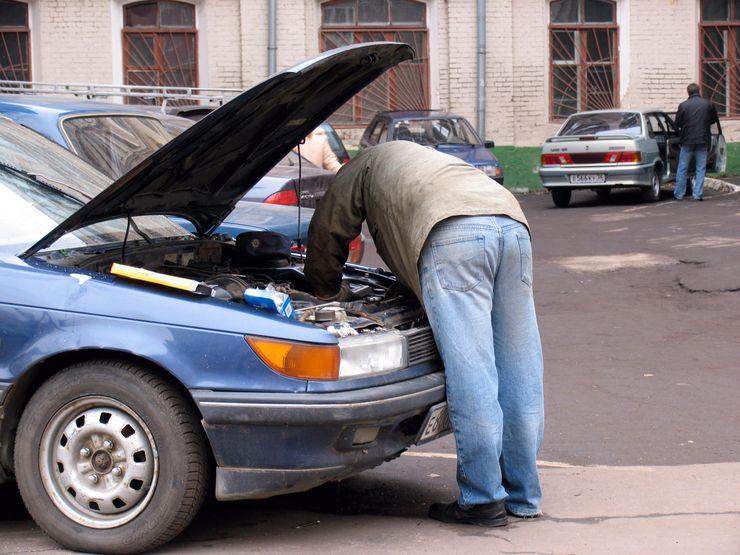 Почему в жару падает мощность двигателя, и что с этим делать