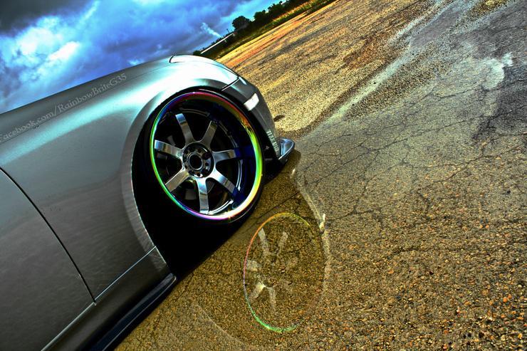 Что случится с шинами, если регулярно парковаться в лужах