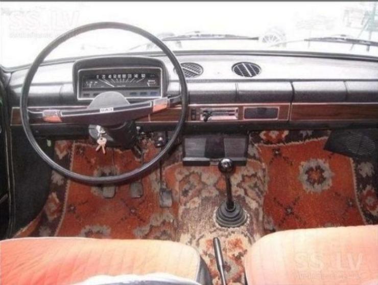 Безвкусица по-советски: гримасы автотюнинга в СССР - Фан зона