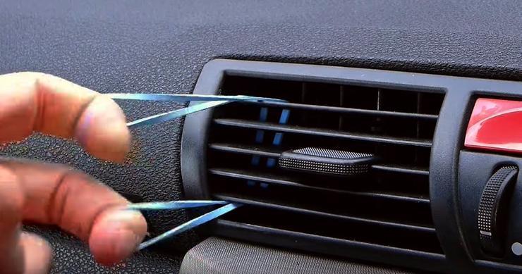 Зачем в машине нужно держать обычную канцелярскую резинку