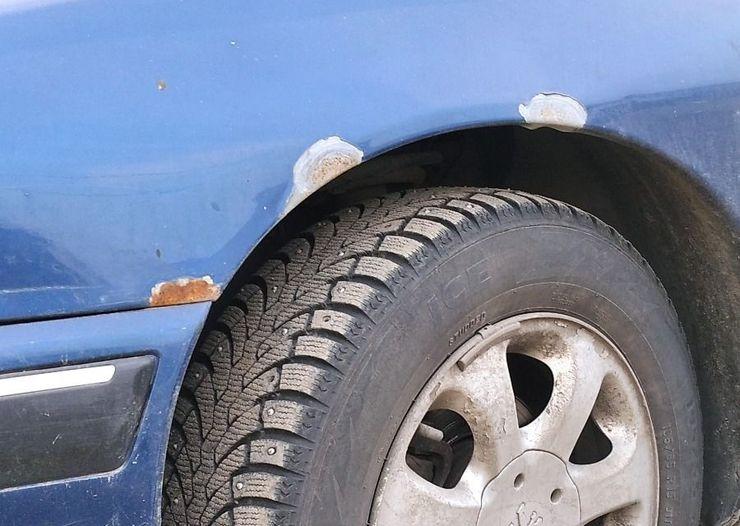 Проверенные способы избежать дырок в кузове от ржавчины
