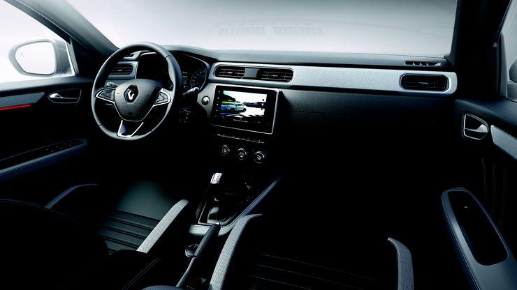 Все о новом Renault Arkana 2021 модельного года