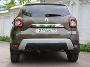 Дикая вещь: тест-драйв самого дерзкого кроссовера Renault Duster