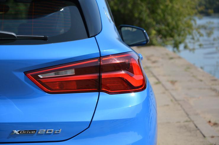 Тест-драйв нового кроссовера BMW Х2: «мелочь», а приятно! Автомобили