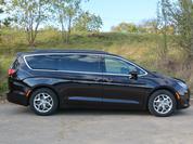 Тест-драйв Chrysler Pacifica: стремительный утюг - Автомобили