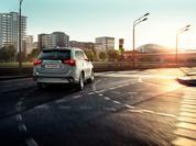 Первый тест-драйв обновленного Mitsubishi Outlander: ботокс для самурая - Автомобили