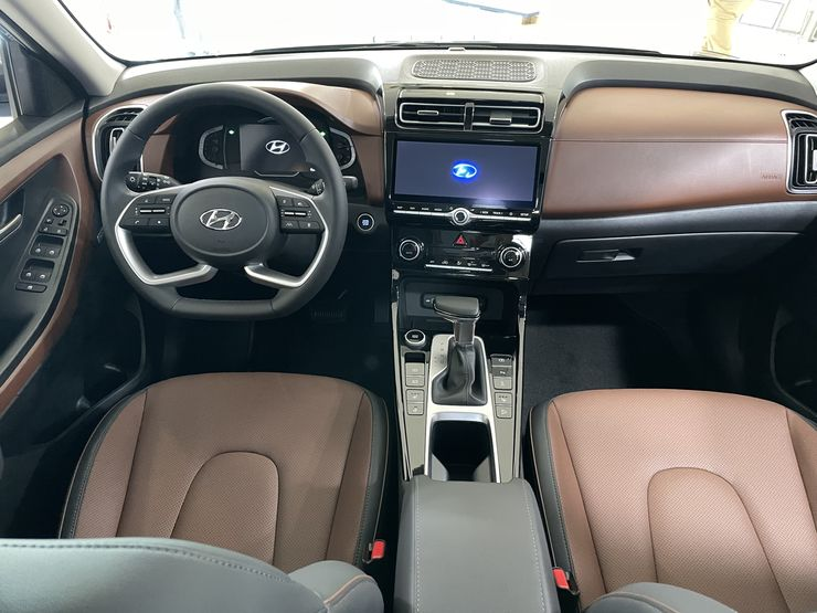 Новая Hyundai Creta: первый обзор кроссовера второго поколения