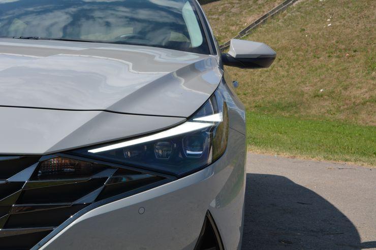 Грани спокойствия: длительный тест-драйв новой Hyundai Elantra