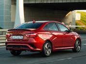 Первый тест-драйв LADA Vesta Sport: жжем на все деньги - Автомобили