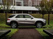 Новый Mercedes-Benz GLE покорил Париж - Автомобили