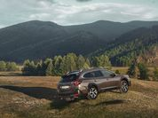 Глухомань номер шесть: первый тест-драйв нового Subaru Outback