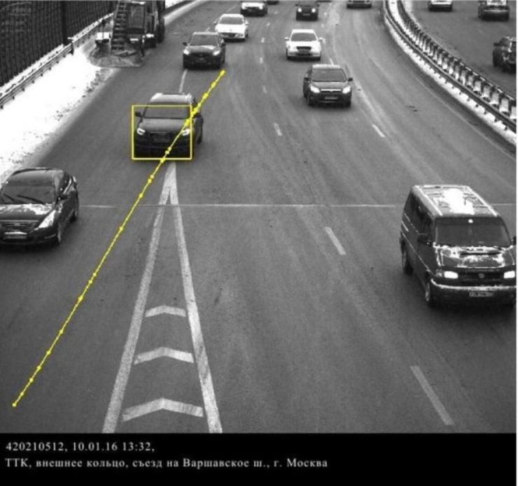 ГИБДД запретят выписывать штраф за превышение средней скорости