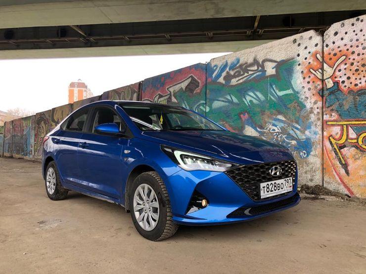 Так хорошо, аж плохо: длительный тест-драйв обновленного Hyundai Solaris