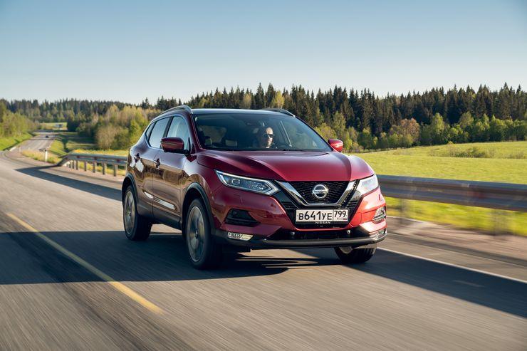 Сам себе хозяин: первый тест-драйв Nissan Qashqai и X-Trail с автопилотом