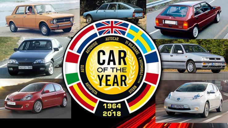 Названы претенденты на титул «Автомобиль года-2019» - Автомобили