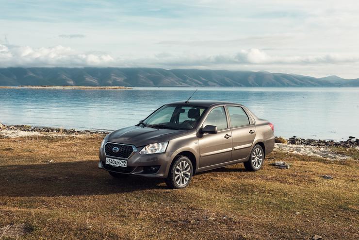 Октябрьские продажи Datsun вРФ возросли наполовину