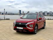 Красное и белое: первый тест-драйв нового Mitsubishi Eclipse Cross