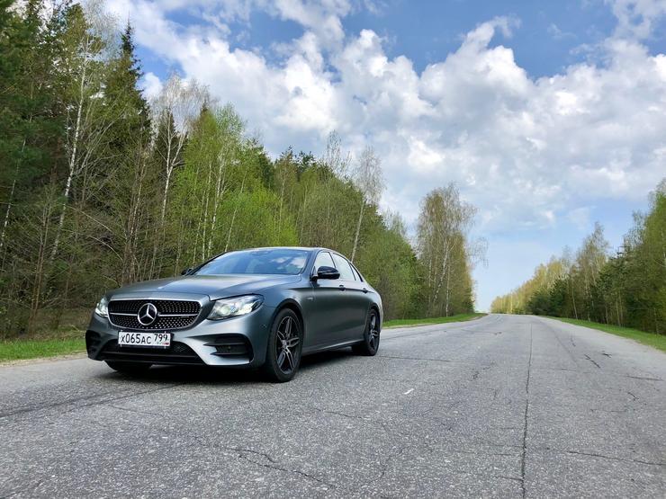805-сильный гибридный мотор Mercedes-AMGGT официально подтверждён