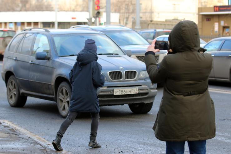 Преступники освоили новый способ автоподставы на «зебрах» - Общество