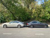 Коса на камень: сравнительный тест-драйв Lexus ES и Volvo S90