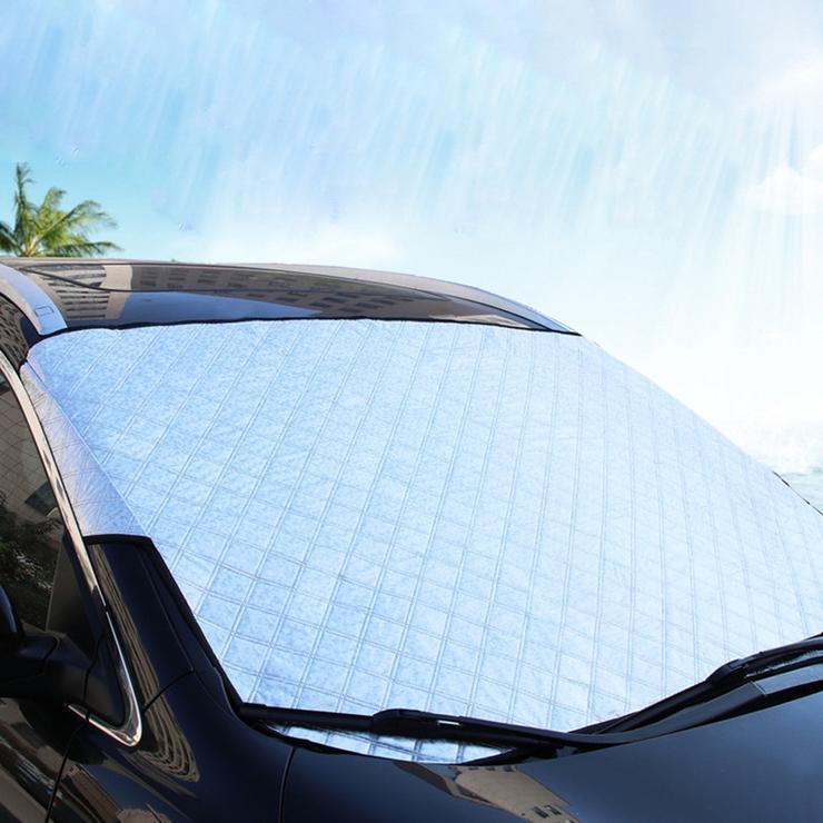Как гарантированно защитить салон автомобиля от выгорания на солнце